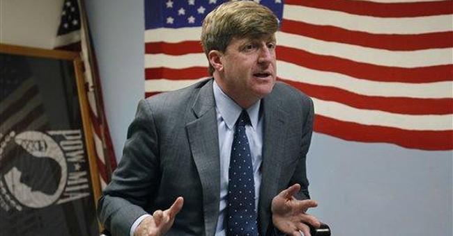 AP Interview: Kennedy's new focus is neuroscience