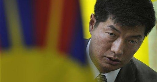 China seems to rule out talks with Tibetan leader
