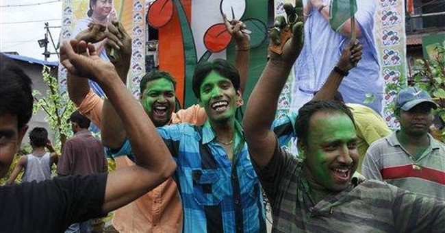 Ruling party wins Indian states despite scandals