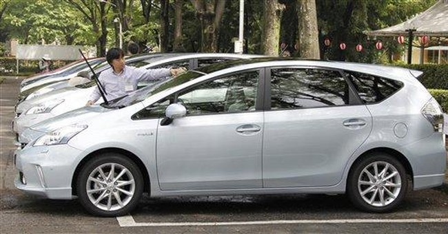 Toyota's new Prius model may not arrive for a year