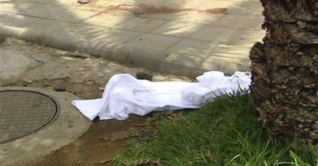 Man beheads woman in Spanish island supermarket