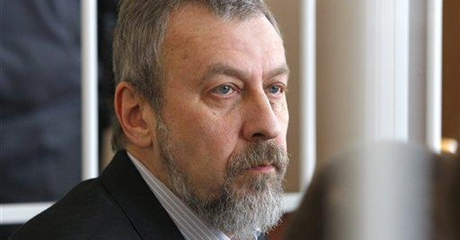 Belarus' ex-presidential candidates sentenced