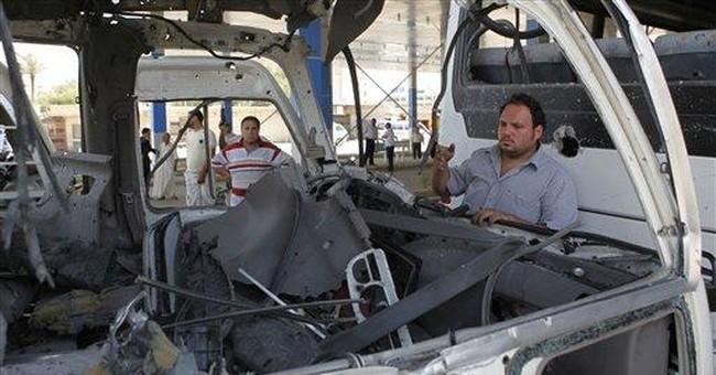 Police: 5 killed in 2 attacks in Baghdad