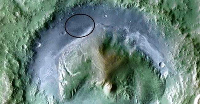 Mars landing sites narrowed down to final 4