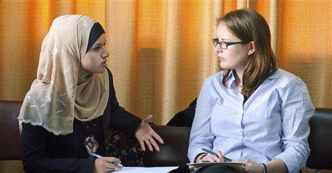 US law students help resettle Iraqi refugees
