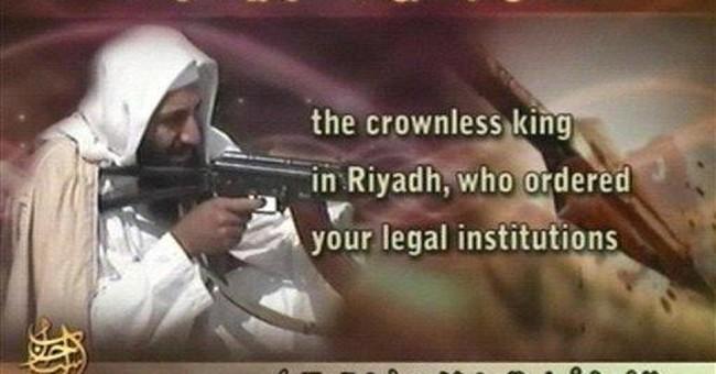 Bin Laden was logged off, but not al-Qaida