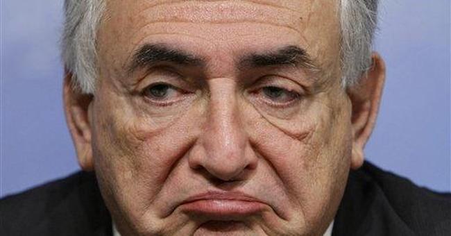 IMF chief's arrest won't stop Greek bailout debate