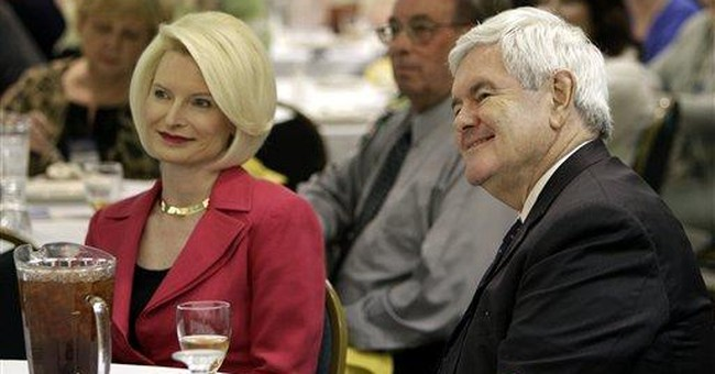 SPIN METER: On health care, it's Newt vs. Newt