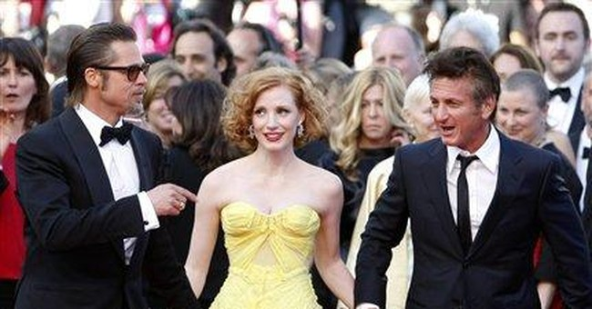 Floodgates open for 'Tree of Life' star Chastain