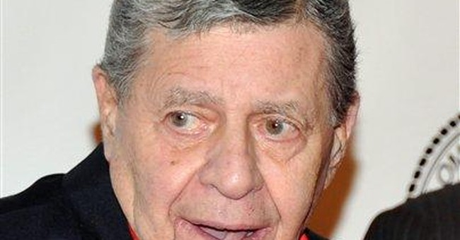 Jerry Lewis retiring from MDA telethon in Sept.