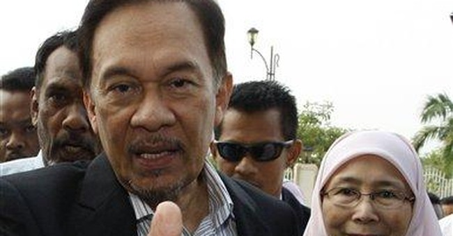 Malaysia court rules credible case against Anwar