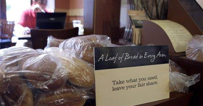 Year later, pay-what-you-want Panera a success