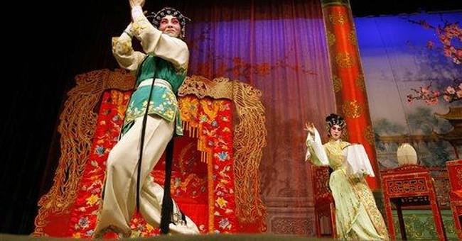 Hong Kong academy to offer Cantonese opera degree