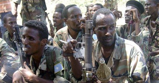 Blast in Somalia kills 5 pro-gov't troops