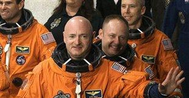 Six experienced spacemen flying Endeavour's finale