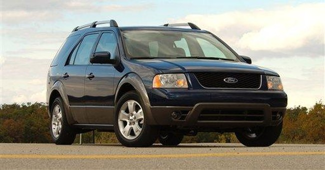 Feds investigating Ford Freestyle acceleration