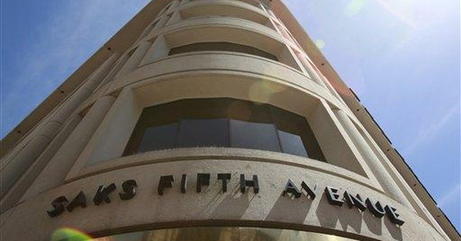 Saks 1st-quarter profit soars 51 percent
