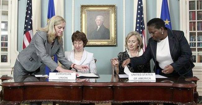 US, EU ready new sanctions on Syria