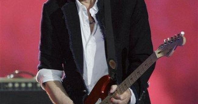 The Who's Pete Townshend writing memoir