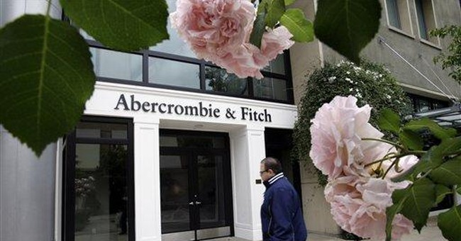 Abercrombie's overseas revenue boosts it to profit
