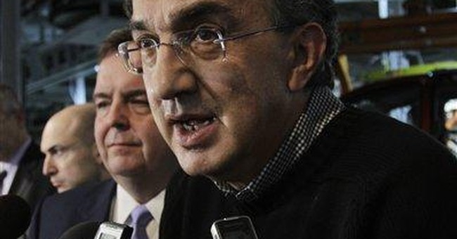 AP Sources: Chrysler has deal to repay gov't loans