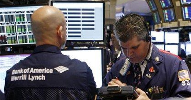 Commodity rally sends stock indexes higher