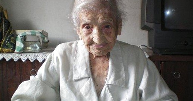 Brazilian takes crown as world's oldest person