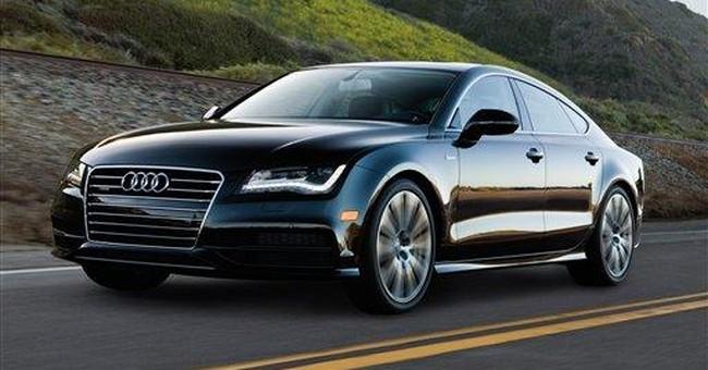 Another elegant Audi debuts