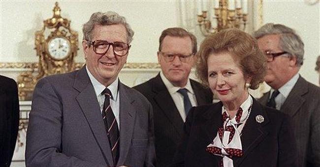 Ex-Irish premier Garret FitzGerald dead at age 85