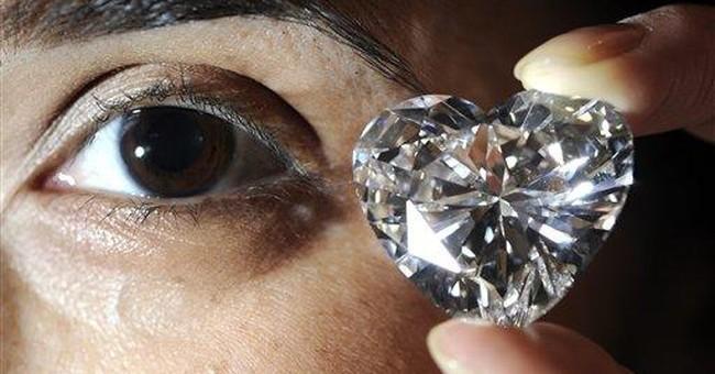 Rare jewelry auctions set record prices in Geneva