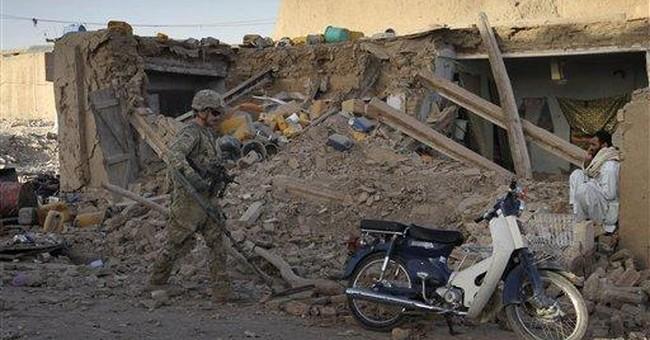Troop morale in Afghanistan plummets, report says