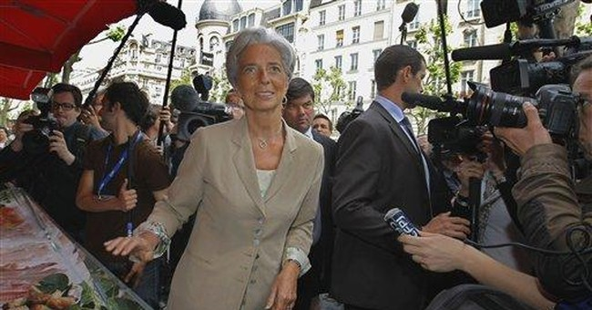 Germany voices support for Lagarde's IMF bid