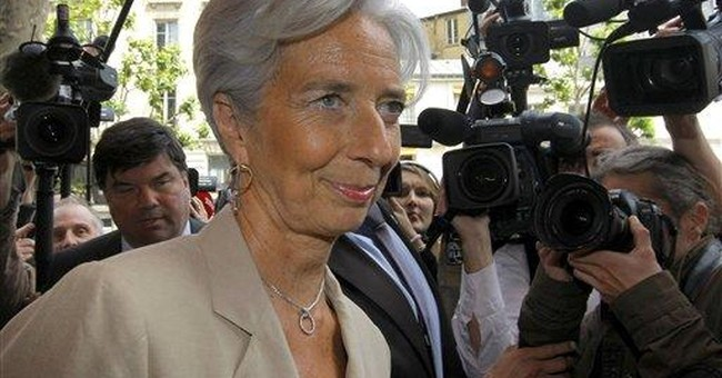 US balks at backing European candidate for IMF