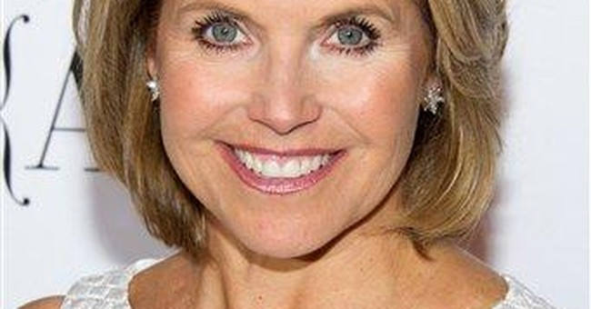 Katie Couric ends her run at CBS News