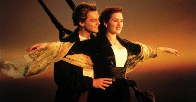 'Titanic' to be re-released in 3-D next year