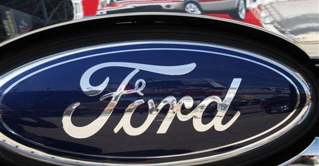 Ford to build first transmission plant in China