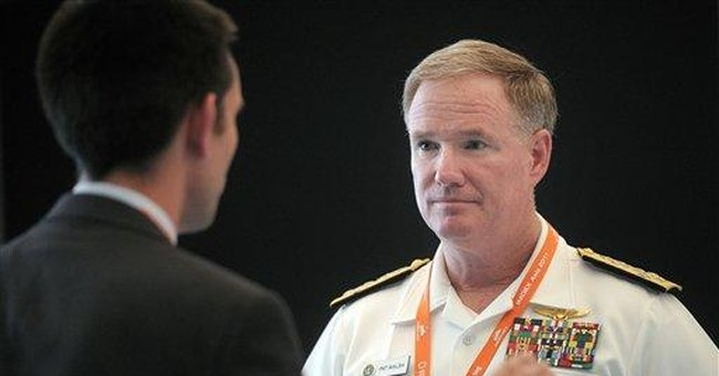 Admiral: US open to military studying in China