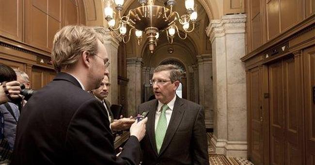 Senate Democrats delay action on budget plan