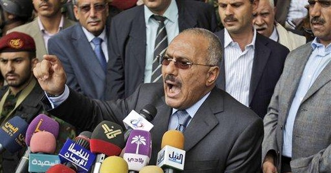 Yemeni president calls for early elections