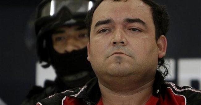 Mexican police catch Gulf drug cartel leader