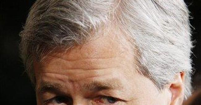 JP Morgan Chase CEO warns of US defaulting