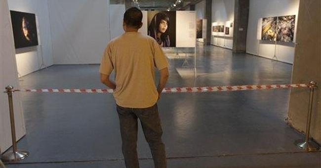 World Press Photo exhibit closes over Mideast row