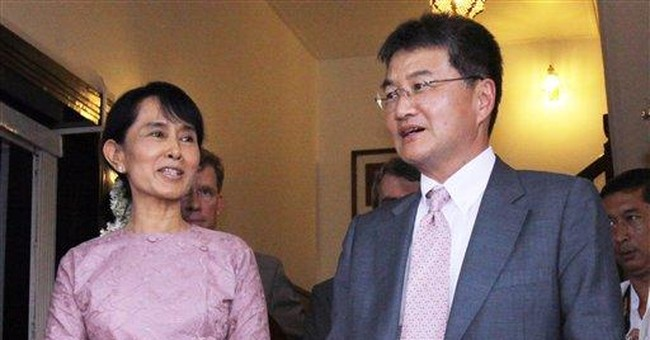 US envoy ends Myanmar mission with doubts