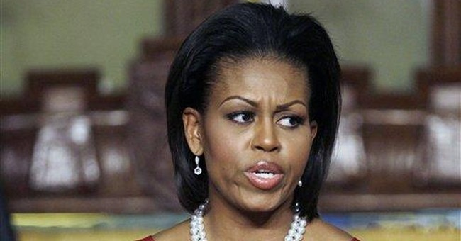 Michelle Obama addresses West Point class of 2011