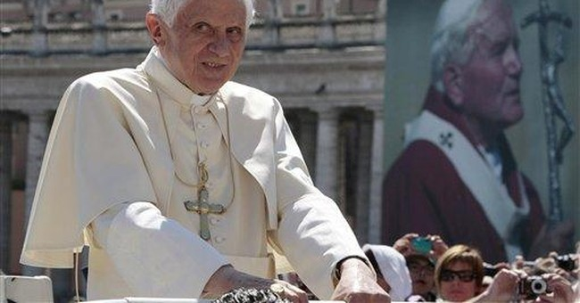 Sculpture of Pope John Paul II decried as 'ugly'