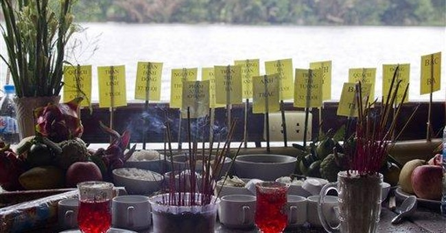 Last of 16 bodies found in Vietnam boat sinking