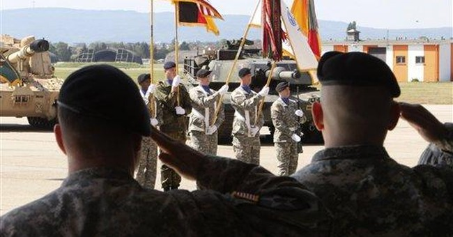 US military forges ahead with European force cuts