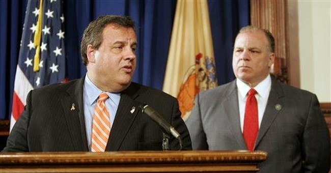 A political odd couple build each other up in NJ