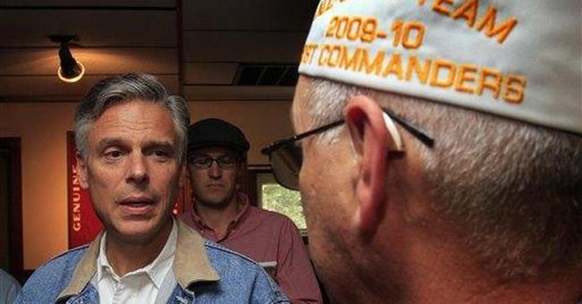 Huntsman: Ditch bickering in name of patriotism