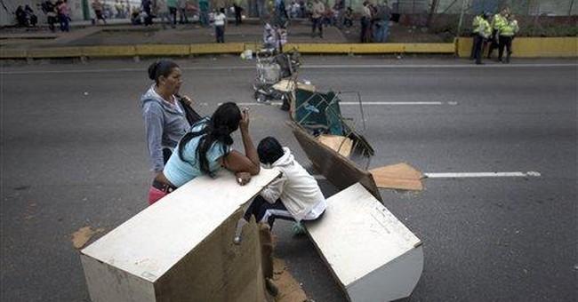 Inmates free 15 hostage at Venezuela prison